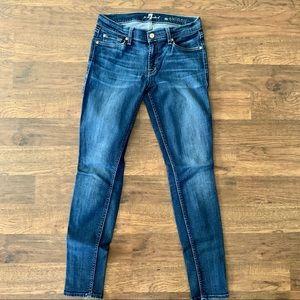 7FAM 'The Skinny' Jeans Sz. 27